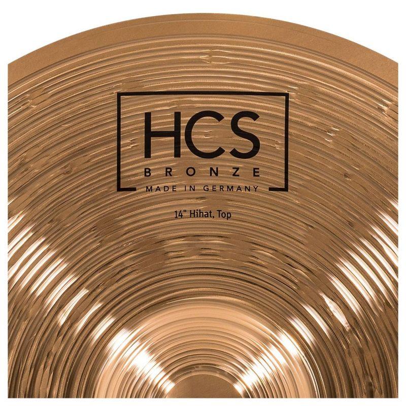Meinl HCS Bronze 14in Hihat