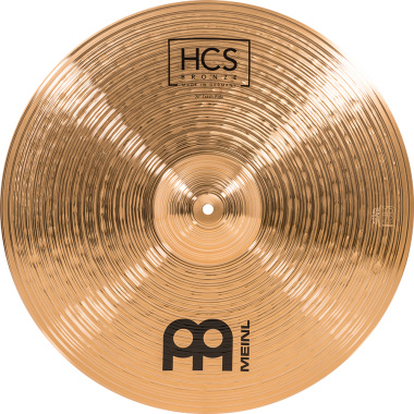 Meinl HCS Bronze 20in Crash-Ride