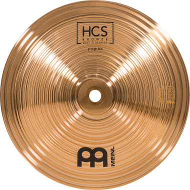 Meinl HCS Bronze 8in High Bell