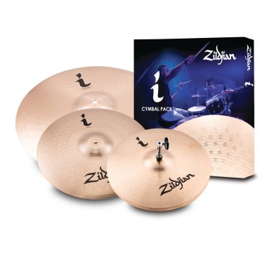 Zildjian I Family Essentials Plus Cymbal Box Set (13H-14C-18CR)