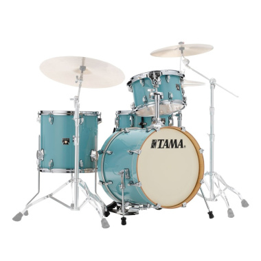 Tama Superstar Classic 18in 4pc Shell Pack – Light Emerald Blue Green