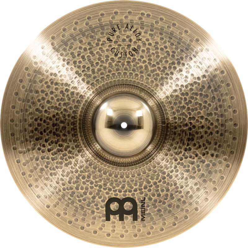 Meinl Pure Alloy Custom 22in Medium Thin Ride