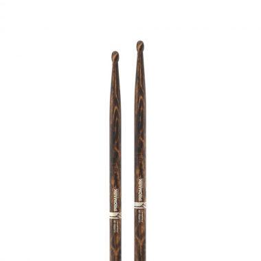 Promark – 2B Hickory FireGrain – Wood Tip