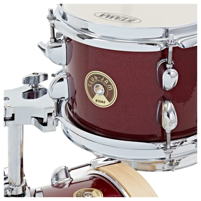 Tama Club-JAM Flyer 4pc Shell Pack – Candy Apple Mist