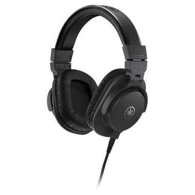 Yamaha HPH-MT5 Studio Monitor Headphones – Black