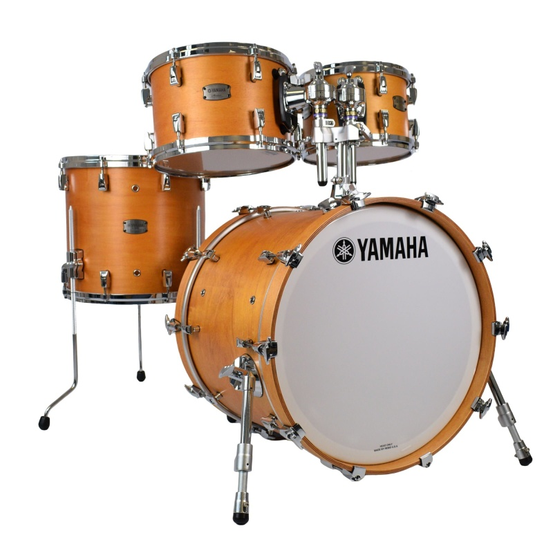 Yamaha Absolute Hybrid Maple 22in 4pc Shell Pack – Vintage Natural