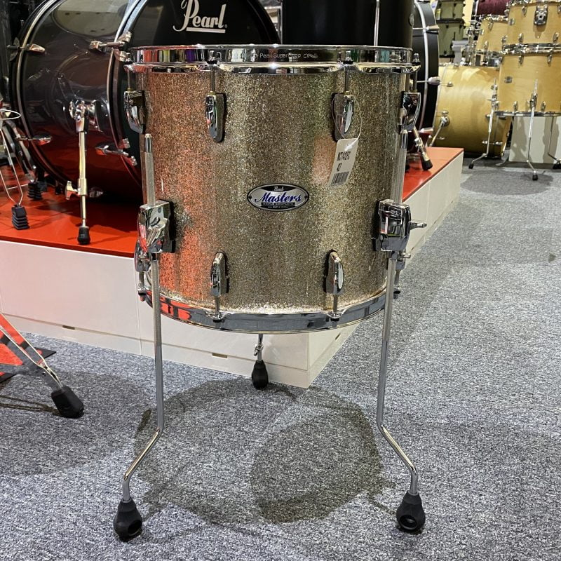 Pearl MCT 14x12in Floor Tom – Bright Champagne Sparkle