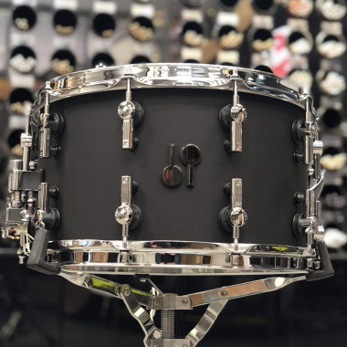 Sonor SQ2 14x8in Beech Snare – Dark Satin