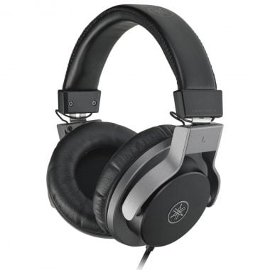 Yamaha HPH-MT7 Studio Monitor Headphones – Black