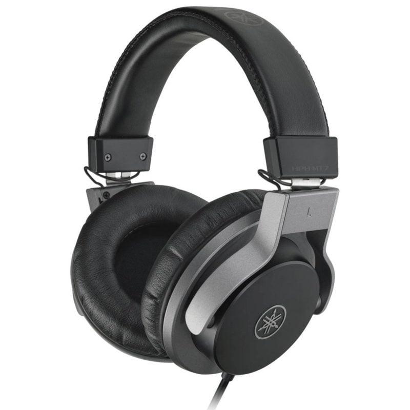 Yamaha HPH-MT7 Studio Monitor Headphones – Black