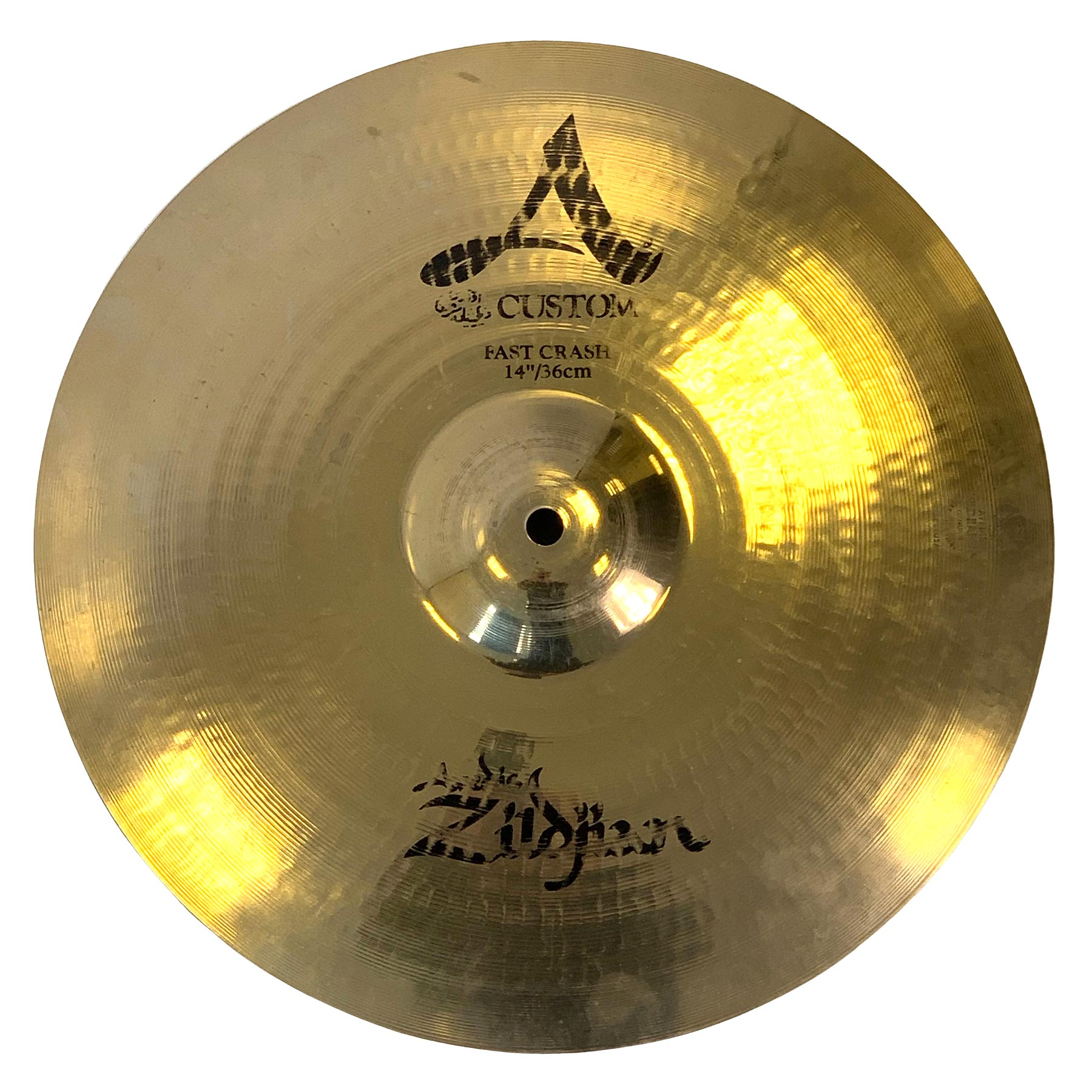 14in Zildjian A Fast Crash