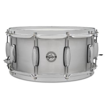 Gretch Grand Prix 14×6.5in Aluminium Snare Drum