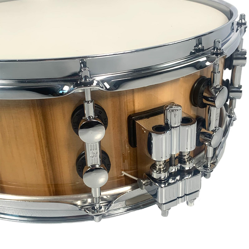 Sonor SQ2 14x5in Maple Snare – American Walnut, High Gloss