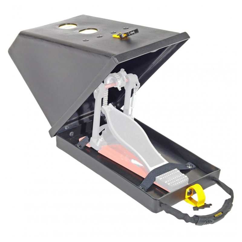 Hardcase Single Bass Pedal Case