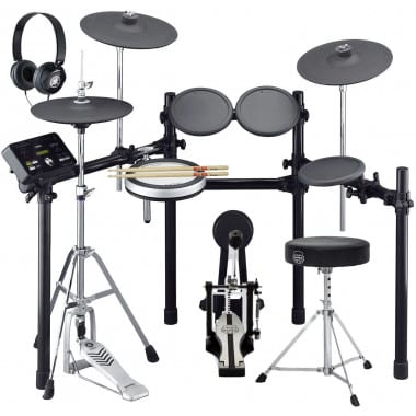 Yamaha DTX532K Electronic Drum Kit – Bundle Package