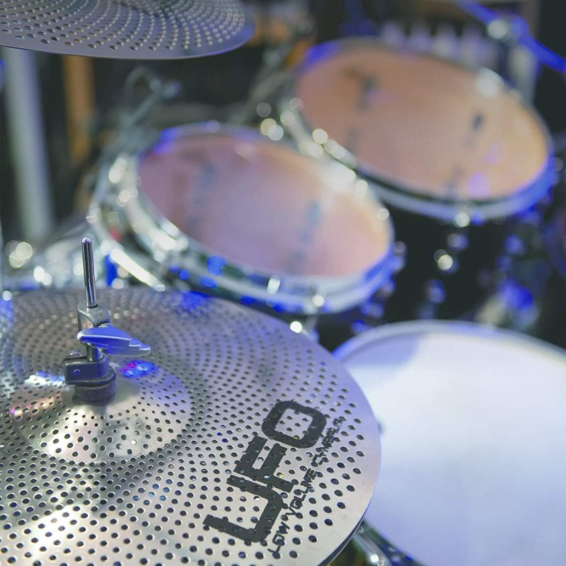 UFO 14in Low Volume Hi-Hat Cymbals