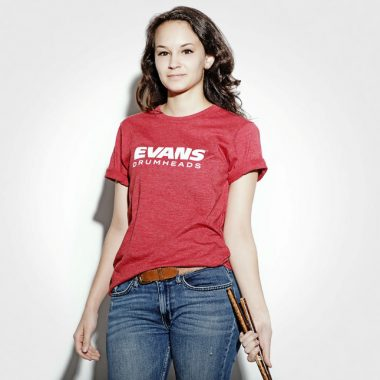 Evans Classic Red T-Shirt – Various Sizes