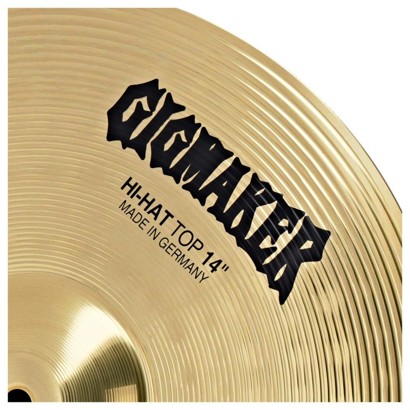 Paiste GigMaker Hi-Hats and Crash/Ride Cymbal Pack