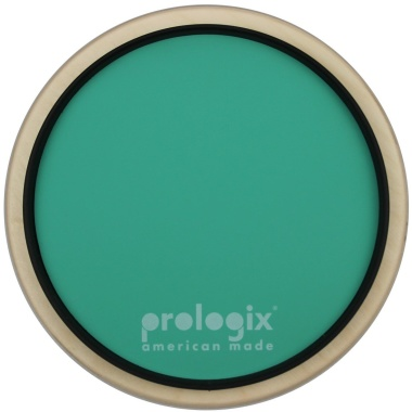 ProLogix 8in Green Logix Pad W/ Rim – Light Resistance