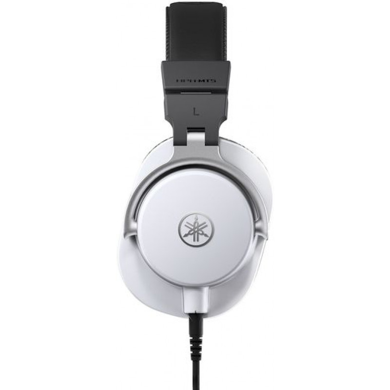 Yamaha HPH-MT5W Studio Monitor Headphones – White
