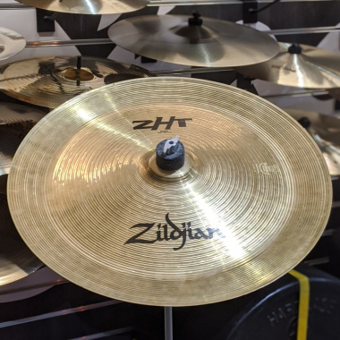 Zildjian ZHT 18in China Cymbal – Pre-owned
