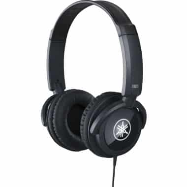 Yamaha HPH-100 Headphones – Black