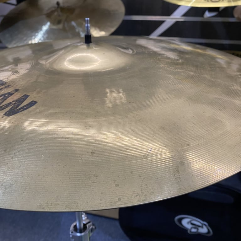 Sabian 20in AAX Stage Ride – Pre-owned