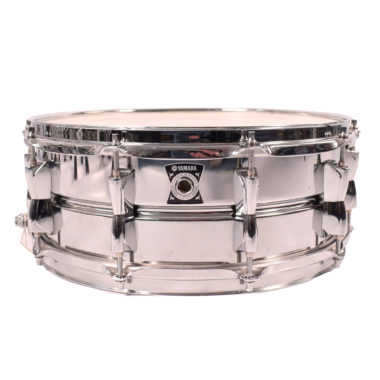 Yamaha SD2455 14×5.5in Steel Snare Drum – Pre-Owned