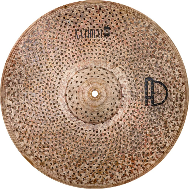 Agean Natural R Low Noise Cymbal Set