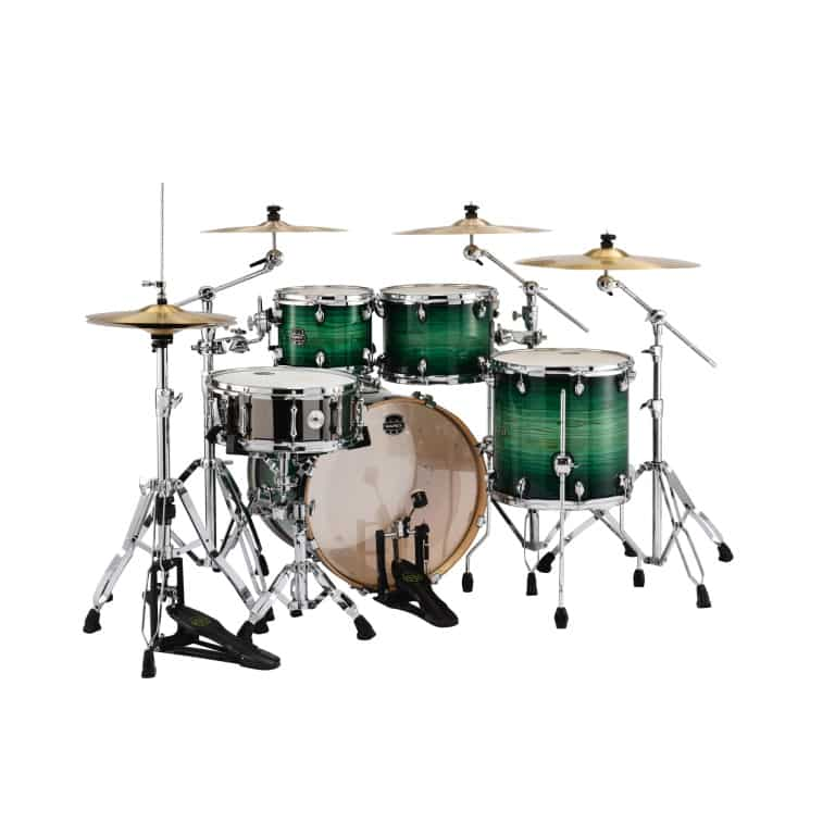 Mapex Armory Fusion 5pc Shell Pack – Emerald Burst