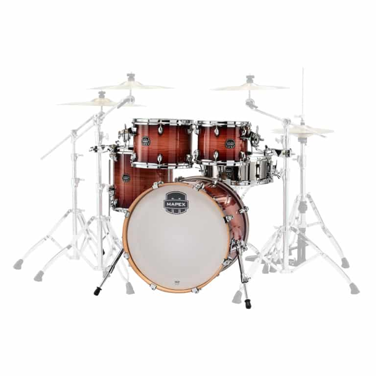 Mapex Armory Fusion 5pc Shell Pack – Redwood Burst