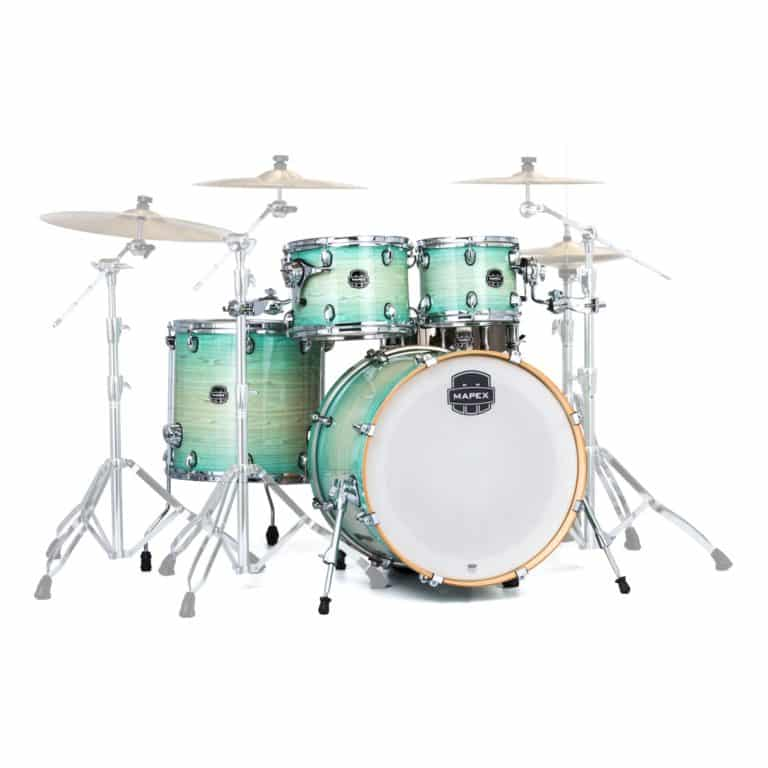 Mapex Armory 22in Rock Fusion 5pc Shell Pack – Ultramarine