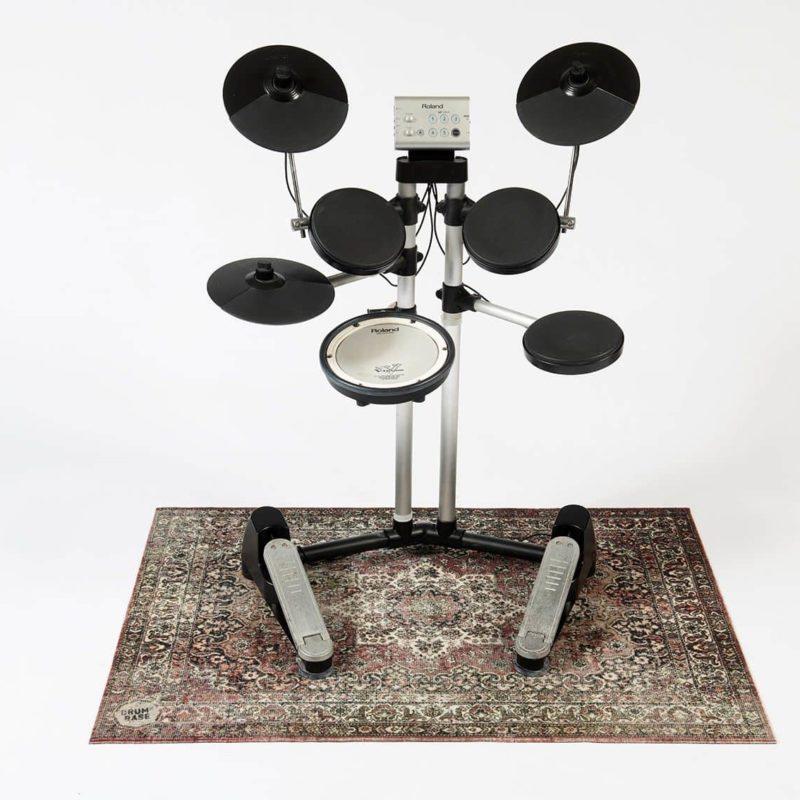 DRUMnBASE Classic Vintage Persian Stage Drum Mat – 130cm X 90cm