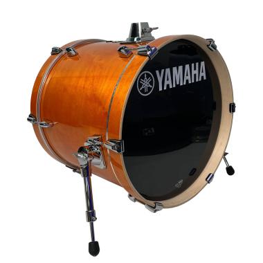 Yamaha Stage Custom 18x15in Bass Drum – Honey Amber