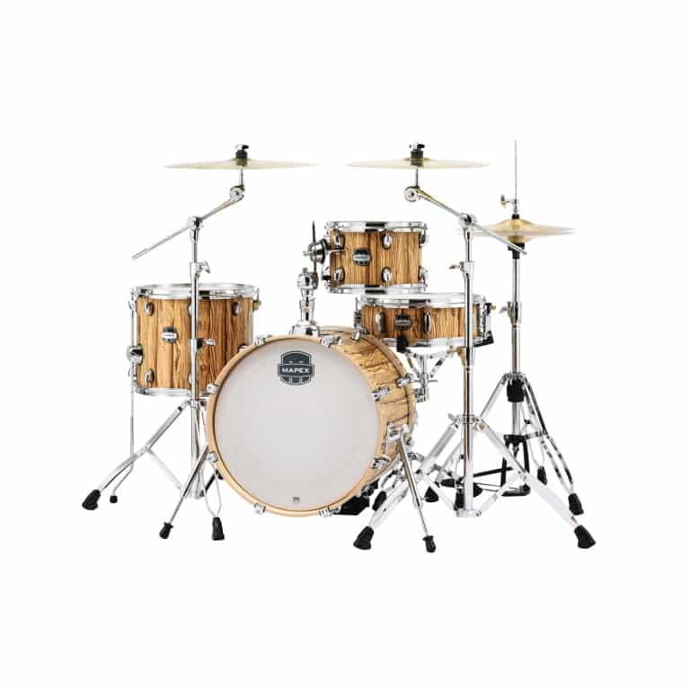 Mapex Mars 18in Be Bop 4pc Shell Pack – Driftwood