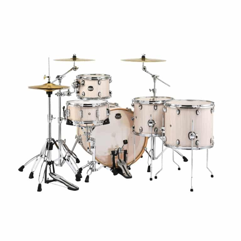 Mapex Mars 22in Crossover 5pc Shell Pack – Bonewood