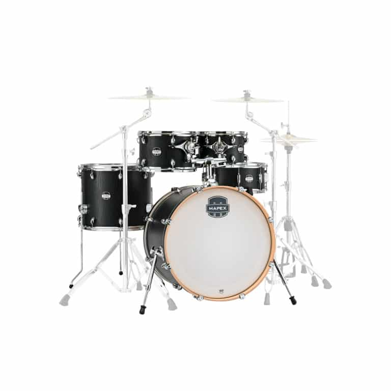 Mapex Mars Rock Fusion 5pc Shell Pack – Nightwood