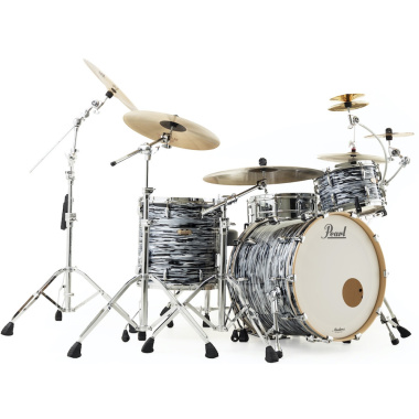Pearl Masters Maple Reserve MRV 22in 3pc Shell Pack – Classic Black Oyster