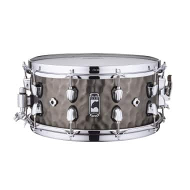 Mapex Black Panther Persuader 14×6.5in Hammered Brass Snare
