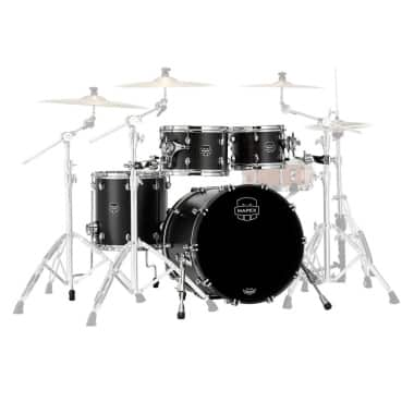 Mapex Saturn 2020 20in 4pc Shell Pack – Satin Black