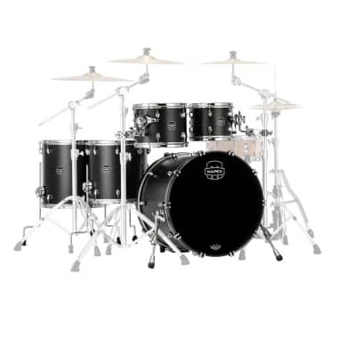 Mapex Saturn 22in 5pc Shell Pack – Satin Black