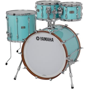Yamaha Recording Custom 4pc 20in Shell Pack – Surf Green