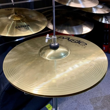 Paiste 101 14in Hi-hats – Pre-owned