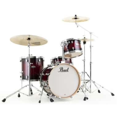 Pearl Decade Maple 4pc Bop Shell Pack – Gloss Deep Red Burst
