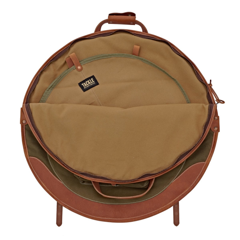 Tackle 22in BackPack Cymbal Bag – Forest Green