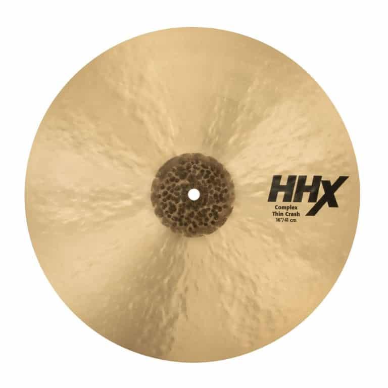 Sabian HHX 16in Complex Thin Crash