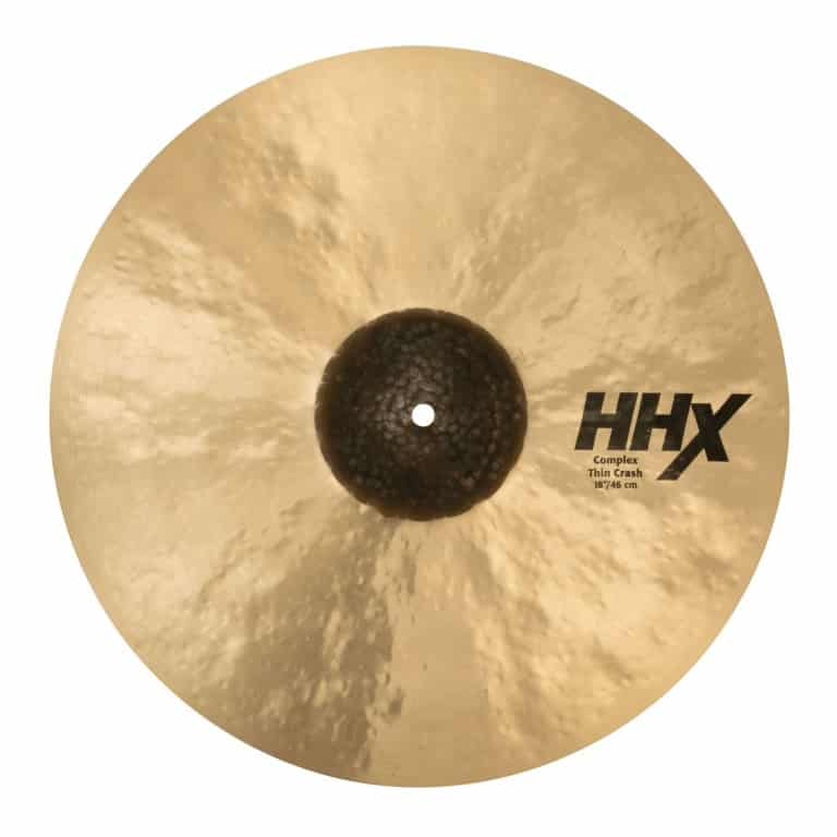 Sabian HHX 18in Complex Thin Crash