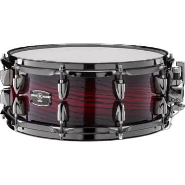 Yamaha Live Custom Hybrid 14×5.5in Snare Drum – UZU Magma Sunburst