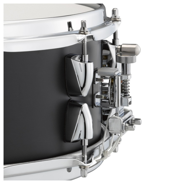 Yamaha Tour Custom 14×5.5in Snare Drum – Licorice Satin