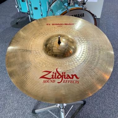 Zildjian El Sonido 17in Crash Ride – Pre-owned